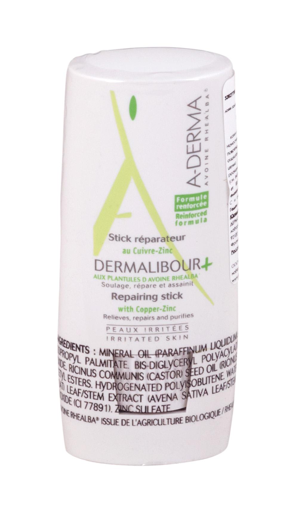 А-дерма дермалибур стик восстанавливающий 8г (c51606)