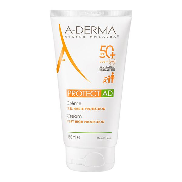 А-дерма протект ad крем солнцезащитный spf50+ туба 150мл (c56207)