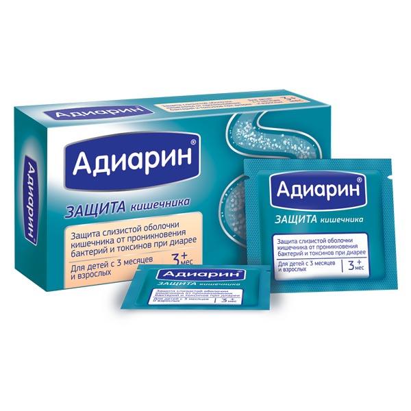 Адиарин саше 250 мг №8