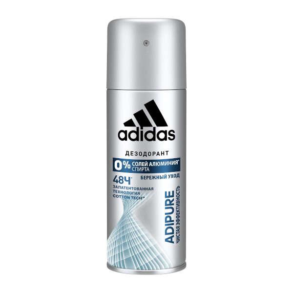 Adidas Adipure Товар Xl антиперспирант 150 мл