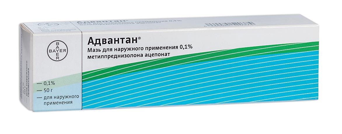 Адвантан мазь 0,1% 50г n1