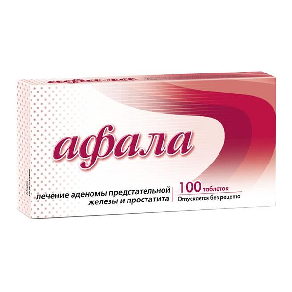 Афала таб. гомеопат. n100