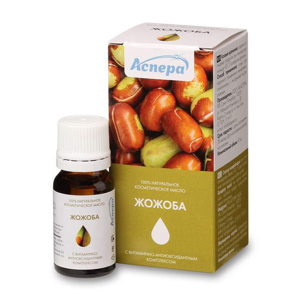 Аспера масло жожоба косметическое фл. 10мл