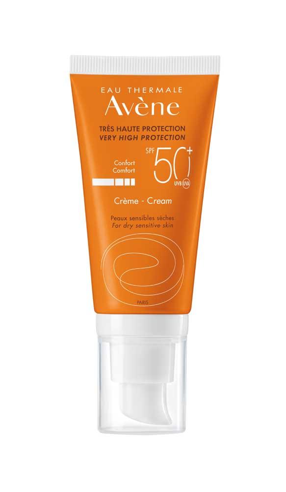 Авен крем солнцезащитный spf50+ 50мл (с04261)