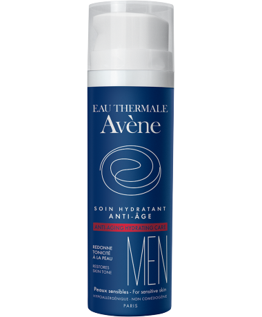 Авен мен эмульсия антивозрастная увлажняющая для мужчин 50 мл (с51146)