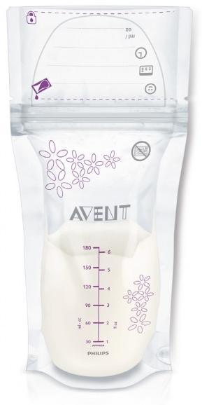 Авент пакеты д/хранения грудного молока 180мл n25 (80250/scf603/25)