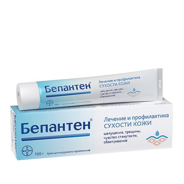 Бепантен крем д/наружн. прим. 5% 100 г