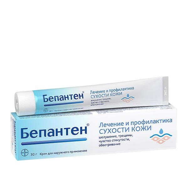 Бепантен крем д/наружн. прим. 5% 30 г