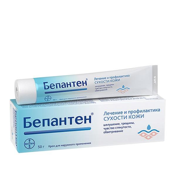 Бепантен крем д/наружн. прим. 5% 50 г