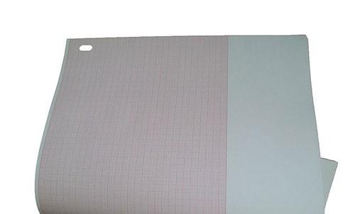 Бумага регистрационная для ЭКГ Hewlett Packard (Хьюлетт Пекерд) 210x300x200 мм.