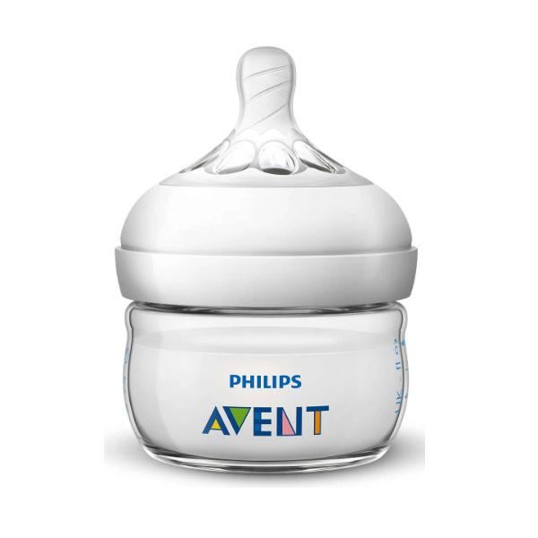 Бутылочка Avent (Авент) из пропилена с силиконовой соской 60 мл