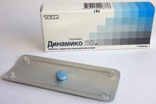 Динамико таб. п.о 50мг n1