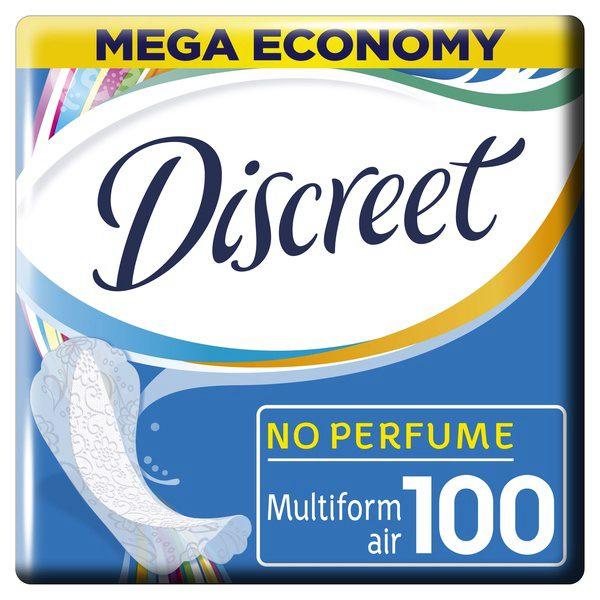 Дискрит прокладки женские гигиенические прокладки на каждый день air multiform №100