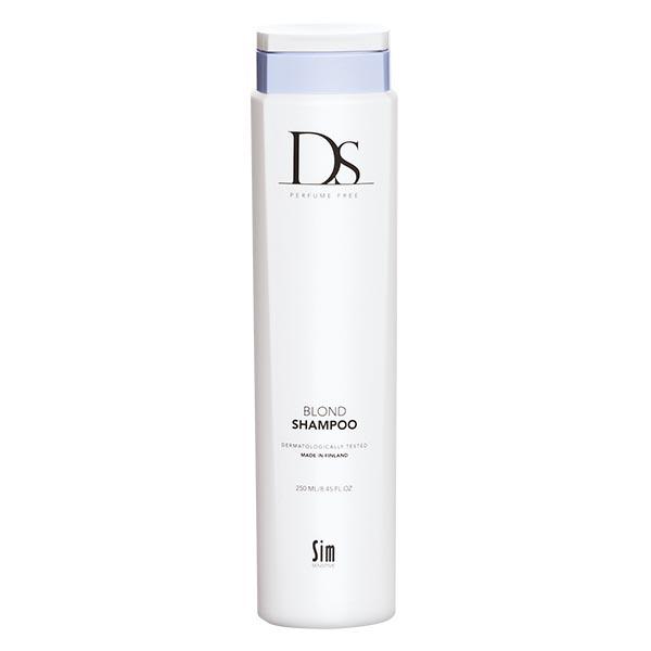 Ds blonde shampoo шампунь для светлых и седых волос (без отдушек) фл. 250 мл