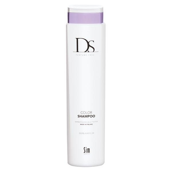 Ds color shampoo шампунь для окрашенных и поврежденных волос (без отдушек) фл. 250мл