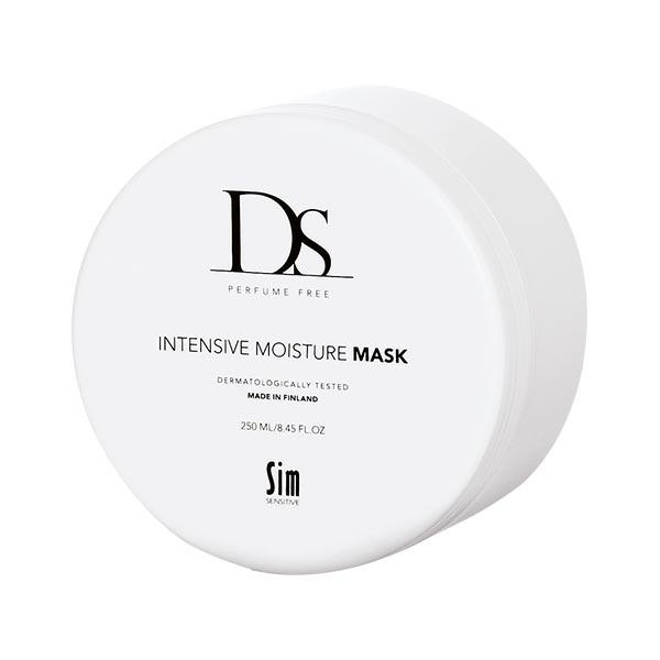Ds intensive moisture mask маска для волос интенсивная увлажняющая (без отдушек) банка 250мл