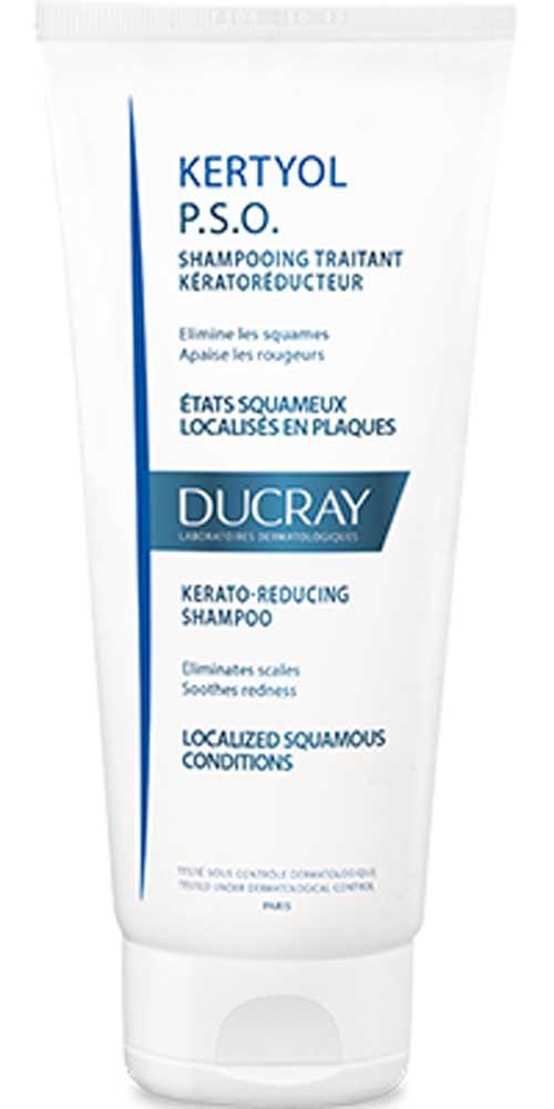 Дюкрэ кертиоль pso шампунь уменьшающий шелушение кожи головы 125мл (c29349)