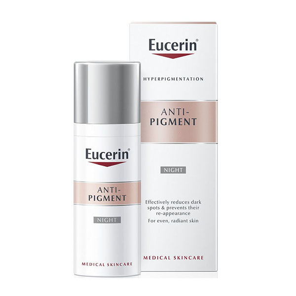 Эуцерин anti-pigment крем ночной против пигментации фл. 50мл (83506)