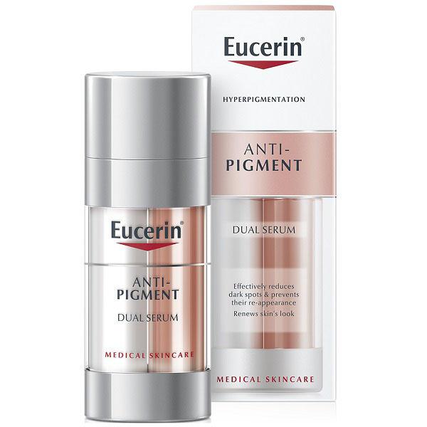 Эуцерин anti-pigment сыворотка двойная против пигментации банка 30мл (83500)