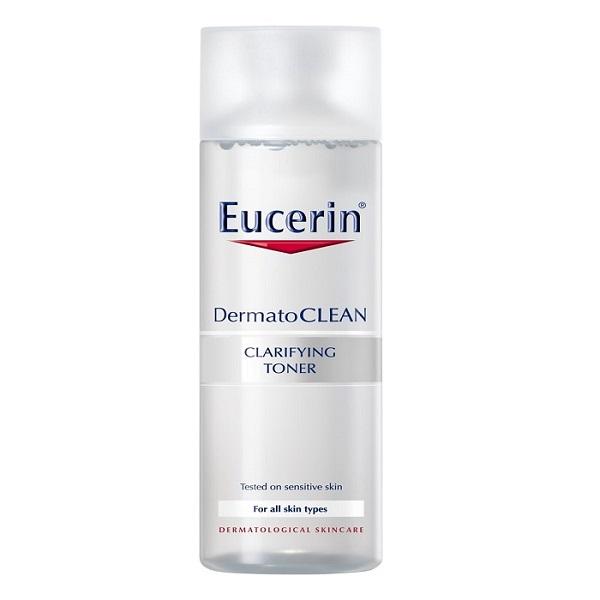 Эуцерин dermatoclean тоник освежающий и очищающий фл. 200мл (63995)