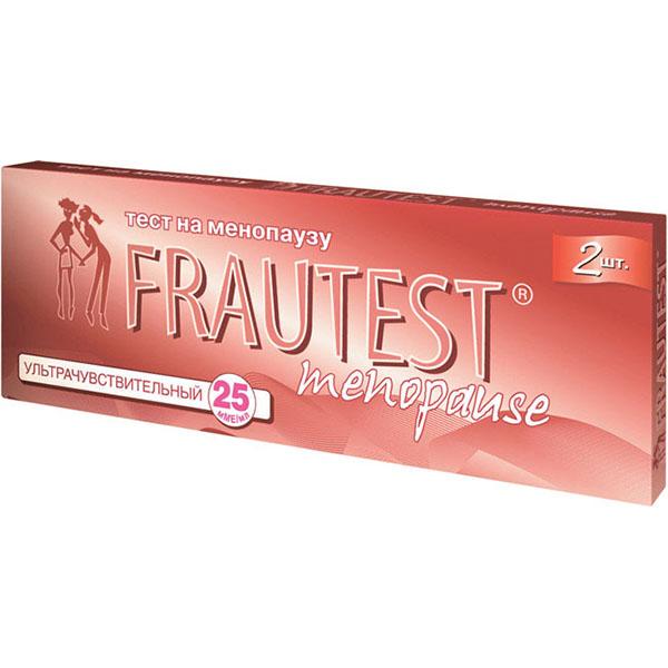 Фраутест тест для определения менопаузы №2