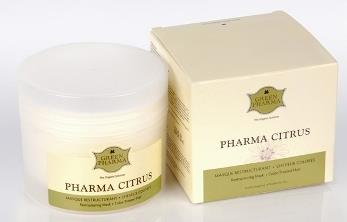 Грин фарма фармацитрус маска д/волос восстанавлив питательная 250мл