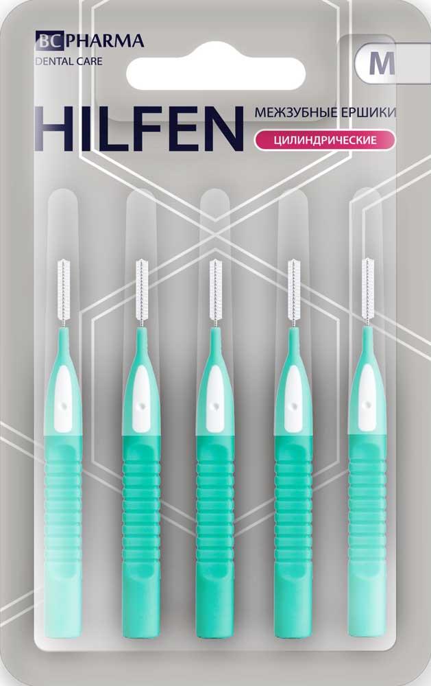 Хилфен ершики (щетки) межзубные (размер m) №5