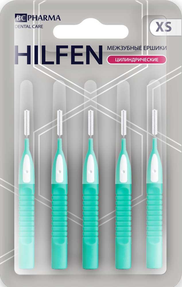 Хилфен ершики (щетки) межзубные (размер xs) №5