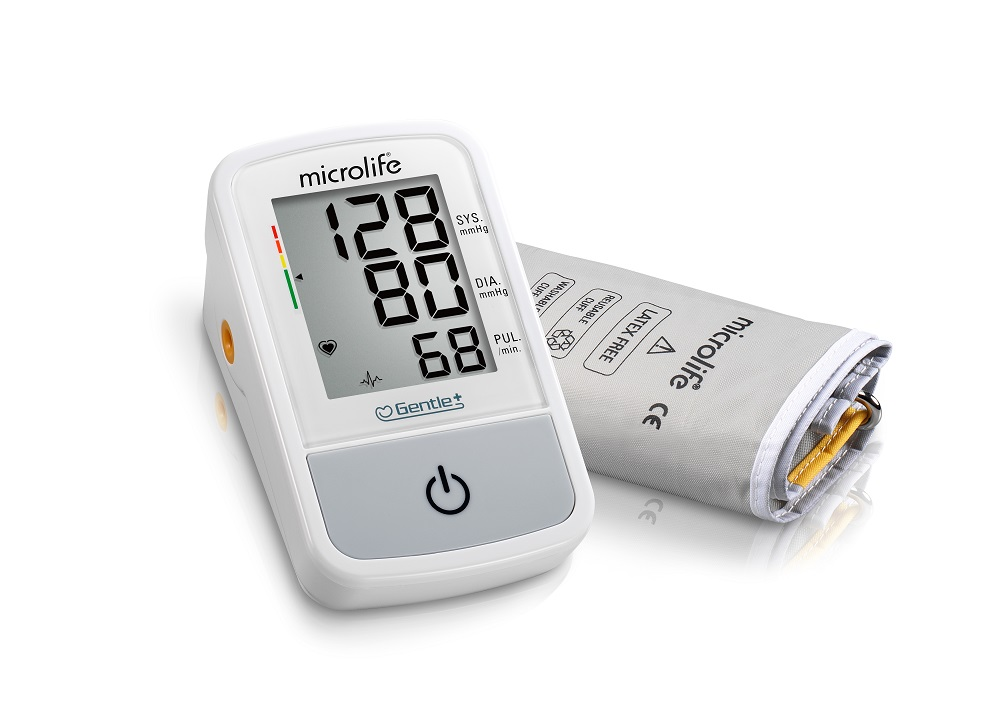 Измеритель артериального давления и частоты пульса bp a2 easy