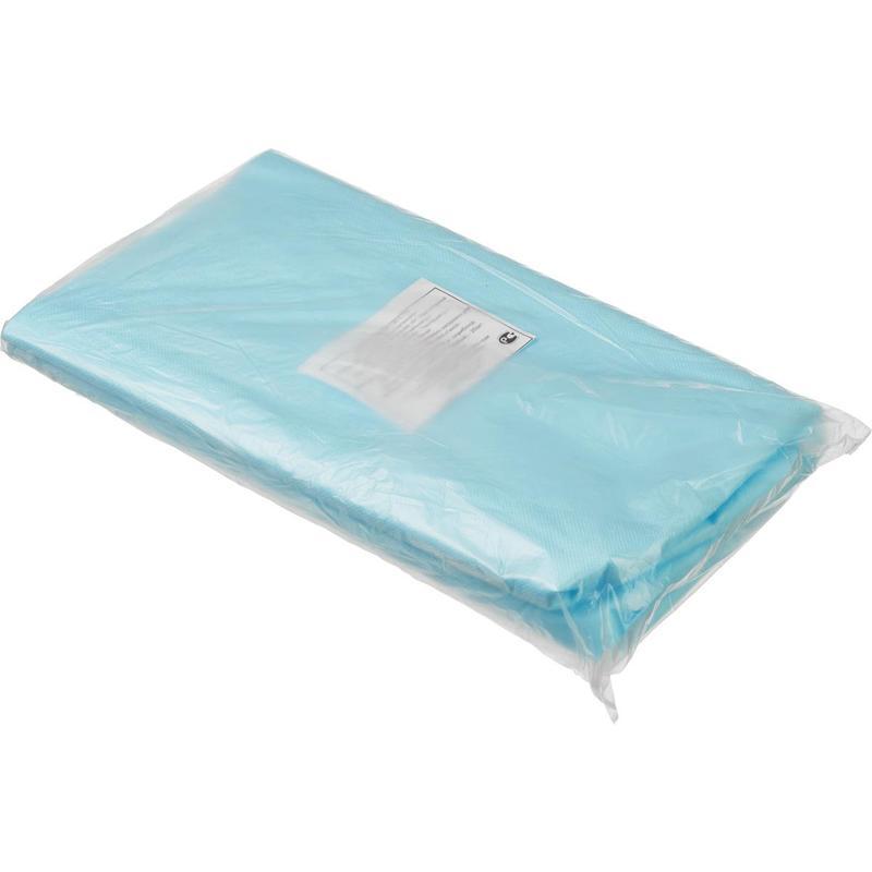 Комплект одежды и белья медицинский однораз. из нетканных материалов. простыня стерильная 70х80см №1