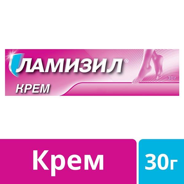 Ламизил крем 1% 30г