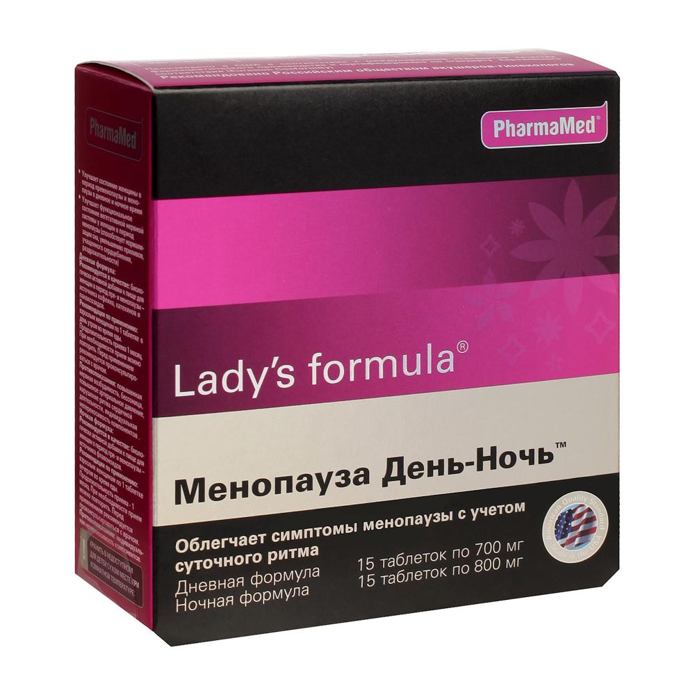 Леди-с формула менопауза день-ночь таб. n15+15