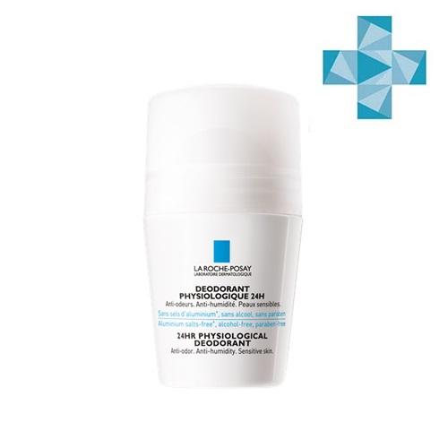 Ля рош-позе дезодорант для чувствительной кожи 24 ч роликовый 50мл (m1034100)