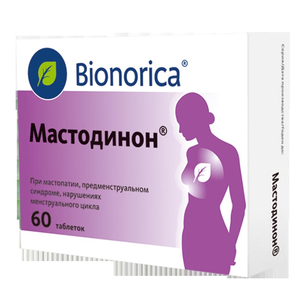 Мастодинон таб. гомеопат. n60