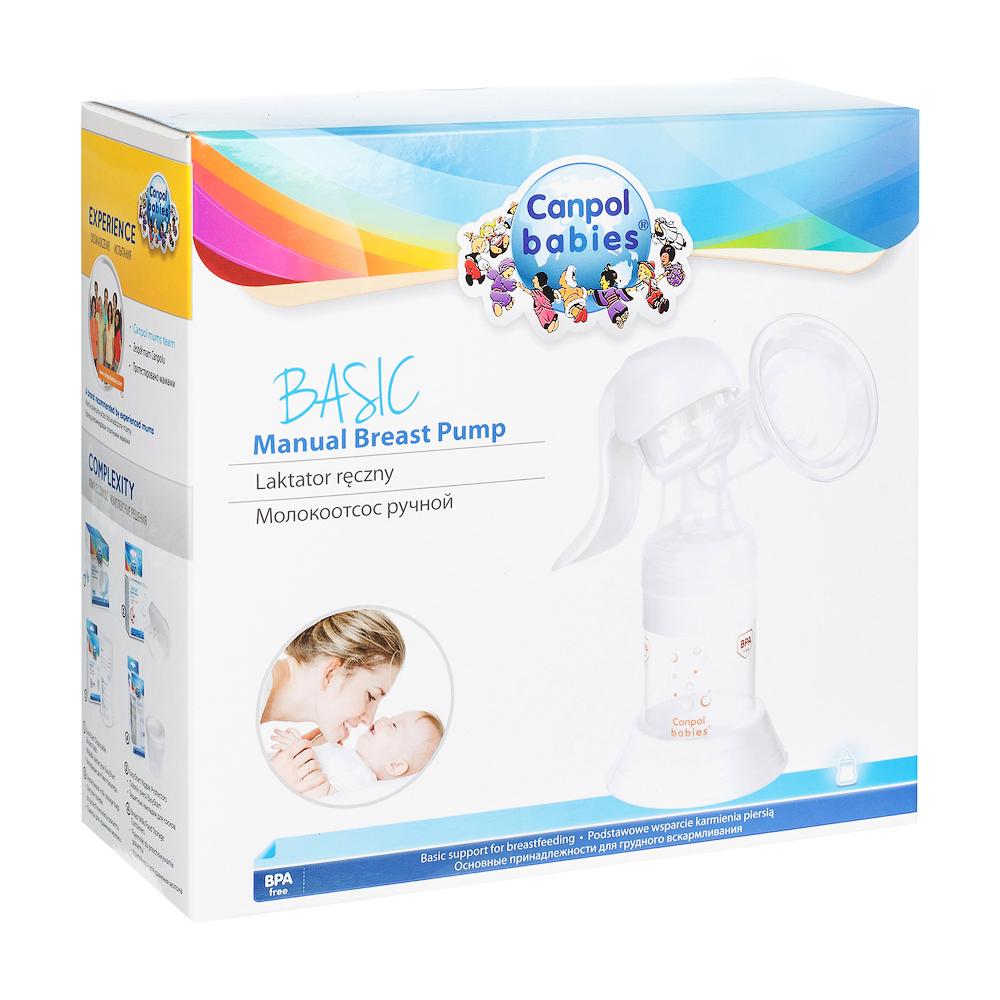 Молокоотсос premium canpol babies (16/200)