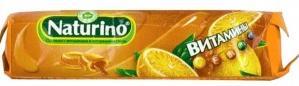 Натурино пастилки с вит и натуральным соком апельсин 36,4г n8