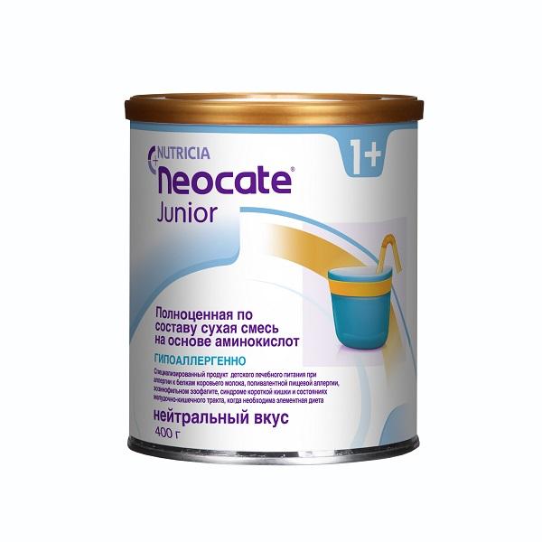 Неокейт джуниор - аминокислотная смесь для детей старше 1 года, 400 г