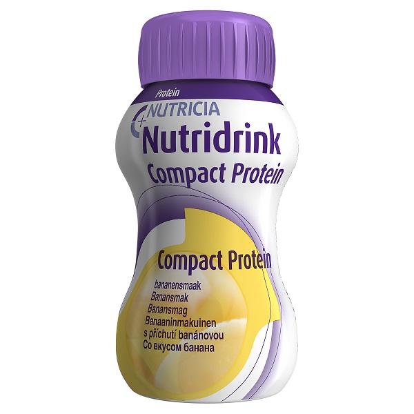 Нутридринк смесь д/энтерального питания банан 200мл n1