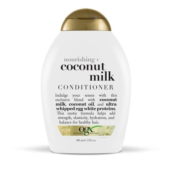 Ogx кондиционер питательный с кокосовым молоком фл. 385мл