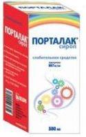 Порталак сироп 66,7% 500мл n1