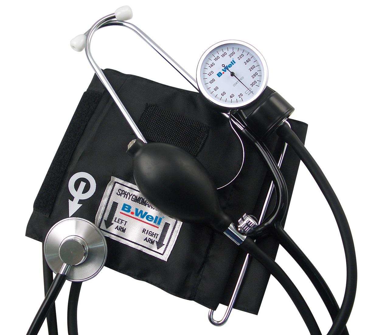Прибор для измерения артериального давления b.well модель wm-62s механический