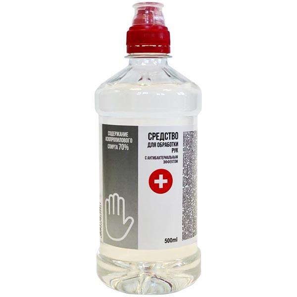 Теком средство для обработки рук с антибактериальным эффектом лосьон фл. 500мл