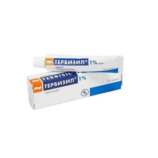 Тербизил крем 1% 15г