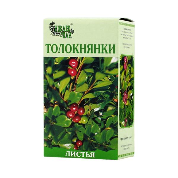 Толокнянки листья пакет 50г
