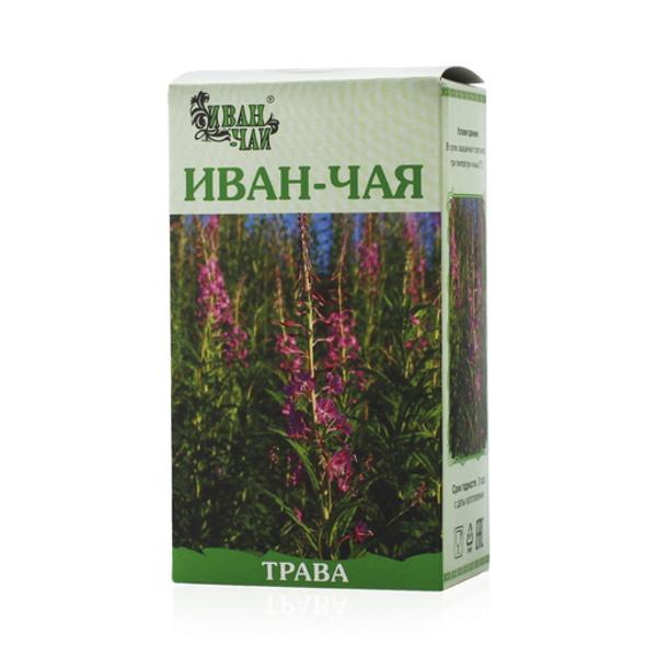 Трава иван-чая пакет 50г (бад)