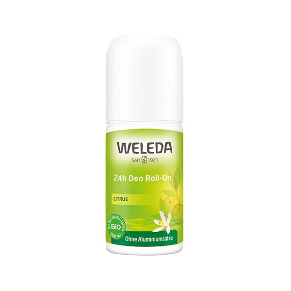 Веледа дезодорант цитрусовый 24 часа roll-on фл. 50мл