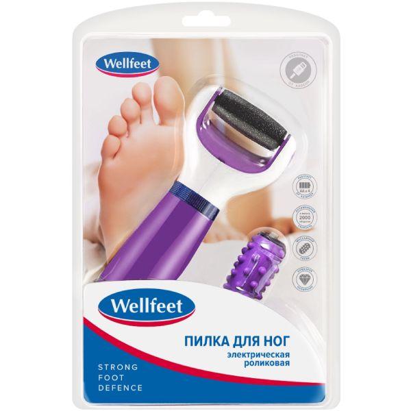 Веллфит пилка для ног роликовая