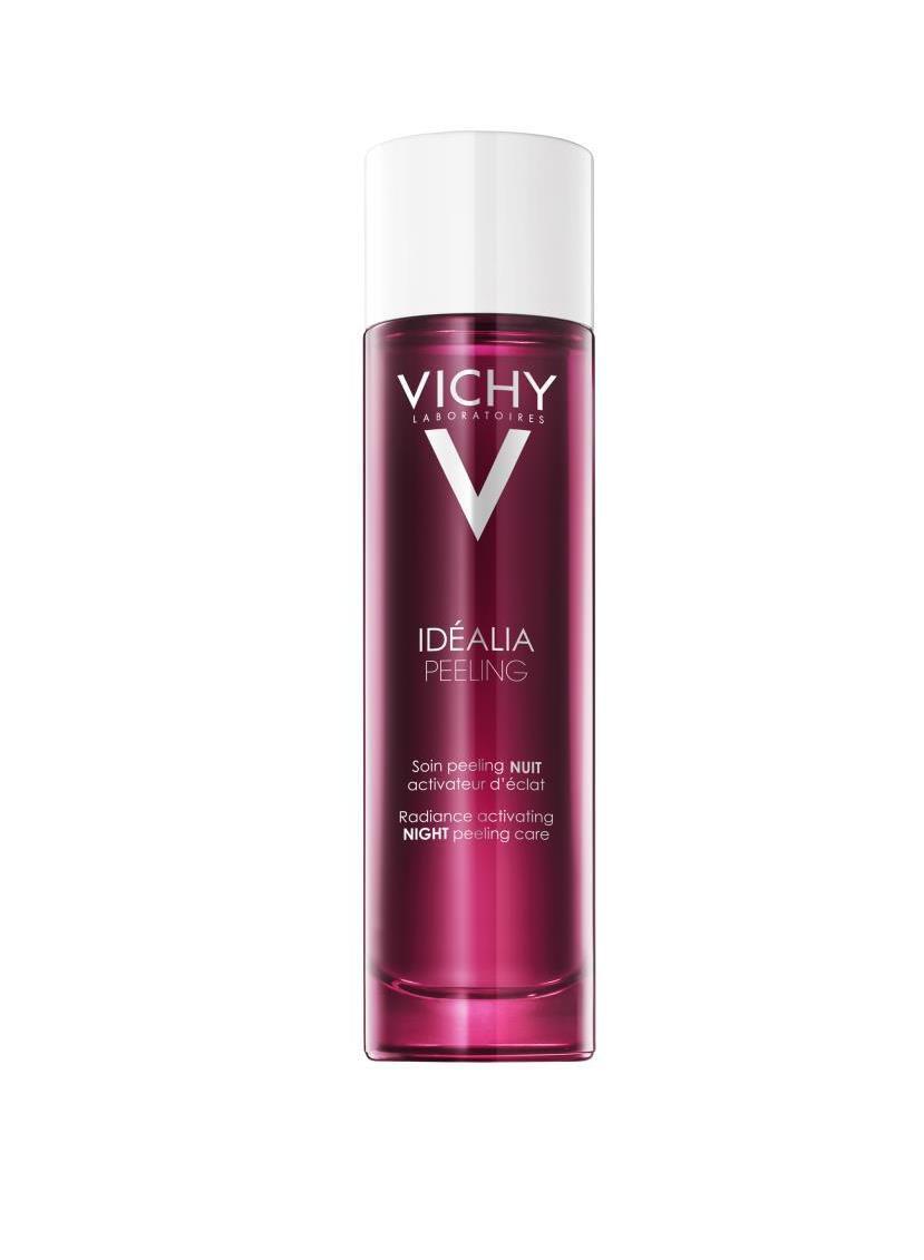 Виши идеалия пилинг ночной активирующий сияние кожи д/чувствительной кожи фл. 100мл (m9151100)