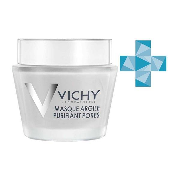 Виши маска минеральная с глиной очищающая поры банка 75мл (m9104800)