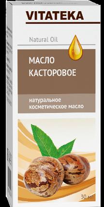 Витатека масло касторовое косметическое 30 мл